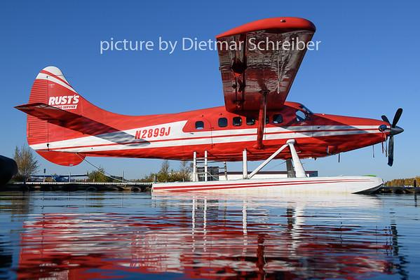 2018-09-30 N2899J Dash 3 Turbo Otter Rusts Flying Service