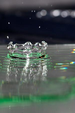 Vertical Splash