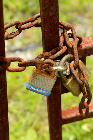Locks and rust