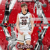 Cayden Howell - 8th Basketball