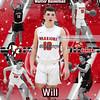 Will Crawford - 11th Basketball