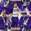 Andrew Williams - 8th Basketball