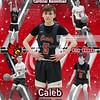 Caleb Elliott - 8th Basketball