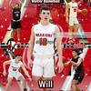 Will Crawford - 11th Basketball (Full Color)