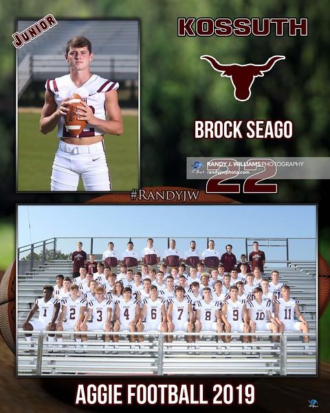 Brock Seago - 11th Grade