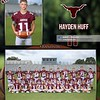 Hayden Huff - 8th Grade