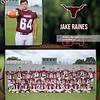 Jake Raines - 8th Grade