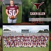 Caden Allen - 8th Grade