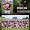 Brandon Cole - 8th Grade