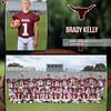 Brady Kelly - 8th Grade