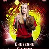 Cheyenne Eaton - Fast Pitch (3x4)