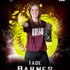 Jade Barnes - Softball (3x4)