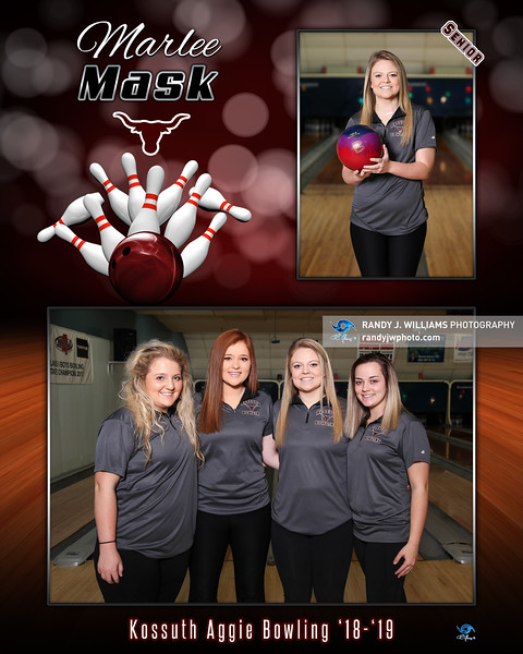 Kossuth's Bowling Portraits