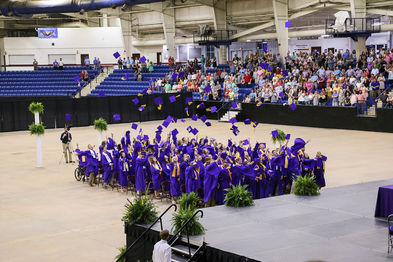 AlcornCentral Graduation2019-2104