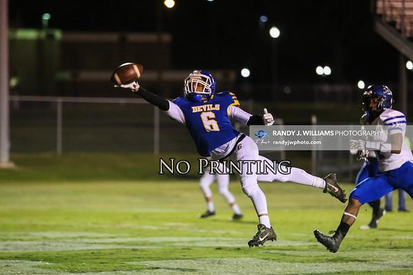 Aberdeen High vs. Booneville High