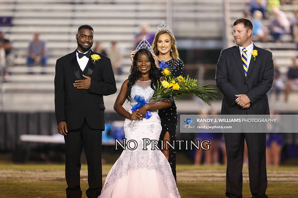 Alcorn Central High vs. Booneville High (Homecoming)
