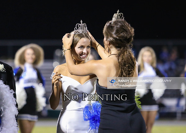 Booneville High vs. Tishomingo County High (Homecoming)
