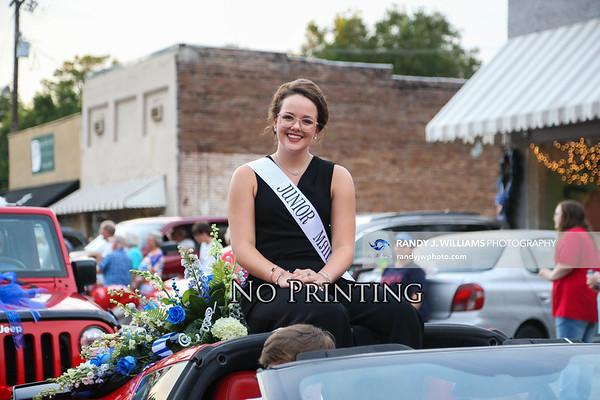 Tishomingo County's Homecoming Parade & Pep Rally