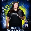 Mattie Walker - Softball (3x4)
