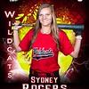 Sydney Rogers - Softball (3x4)