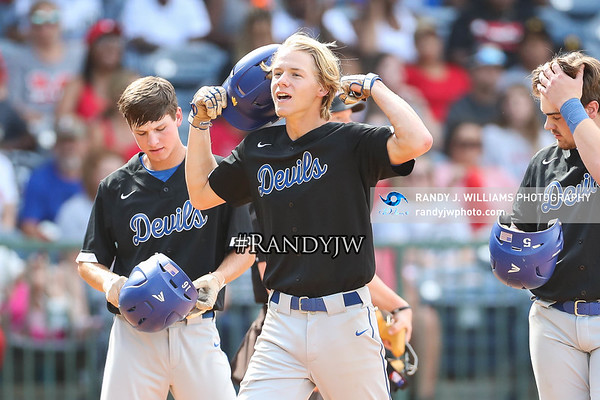 Booneville High vs. Magee High - Game 2