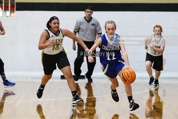 Chalybeate Middle vs. Falkner Middle