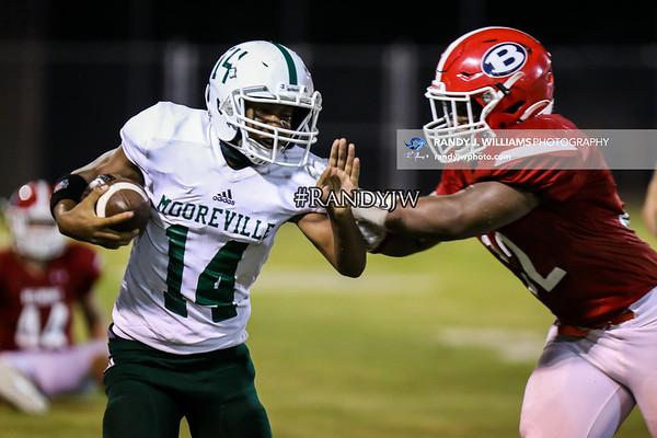 Mooreville High vs. Belmont High