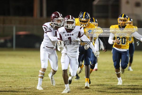 West Lowndes High vs. Biggersville High (1st Half)