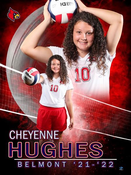 Cheyenne Hughes