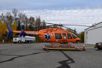 2018-09-28 N409LM Bell 407 Lifemed Alaska