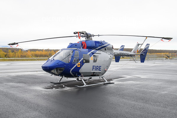 2018-09-28 N990SL BK117 Soloy Helicopters