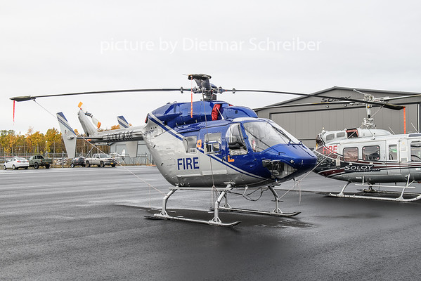 2018-09-28 N117AM BK117 Soloy Helicopters