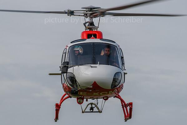 2020-10-03 OE-XCM Aerospatiale AS350 Hubifly