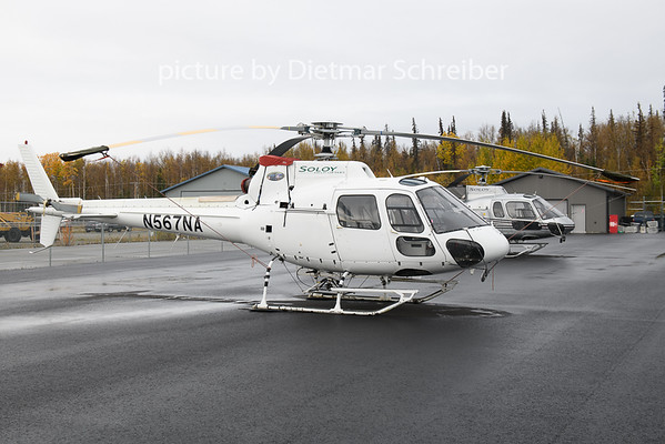 2018-09-28 N567NA AS350  Soloy Helicopters