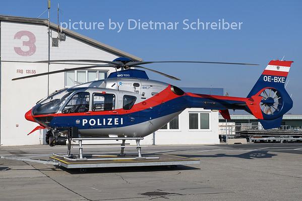 2019-02-15 OE-BXE Eurocopter 135 Austrian Police