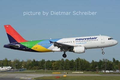 2012-09-25 TS-INA Airbus A320 Nouvelair
