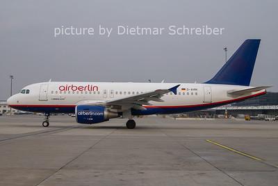 2011-02-21 D-AHIN AIrbus A319 Air Berlin
