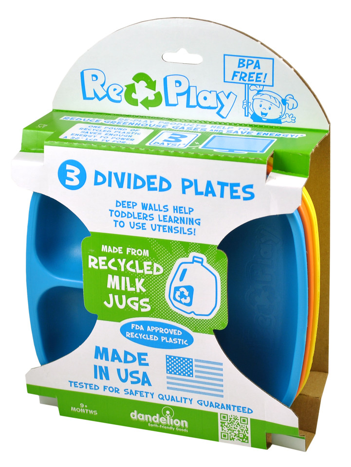 Divided Plates