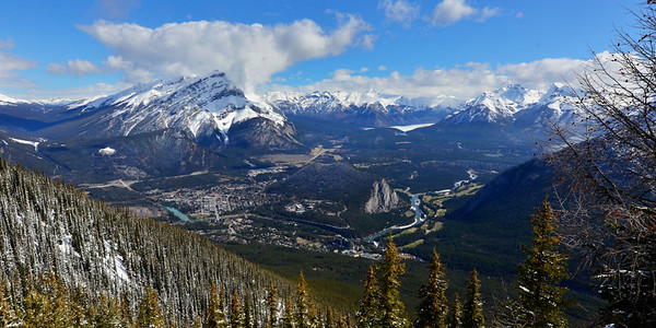 Overview of Banff