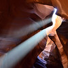 Two Rays of Light horizontal