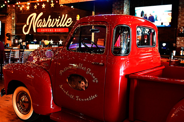 Nashville & Truck