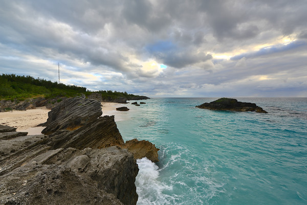 Lovely Coastline