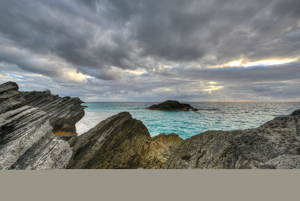 Stunning Rocks and sunrise