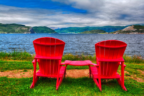 View of Gros Morne
