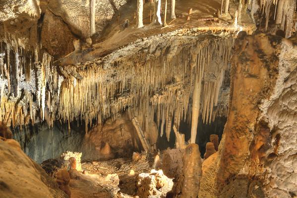 Incredible stalactities