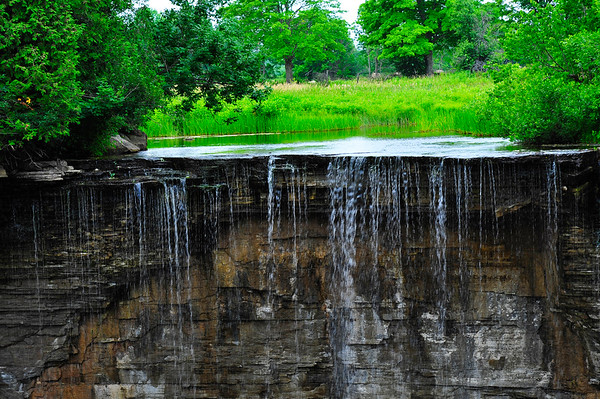 Top of Indian Falls