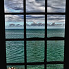 View of Ocean thru window