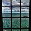View of Ocean thru window