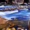 Blue Rocks in River bed2