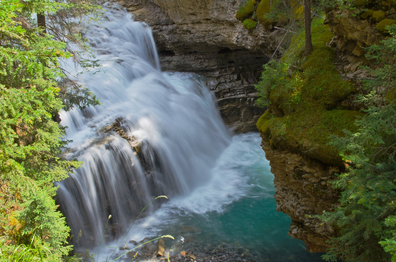 Johnston Canyon 1